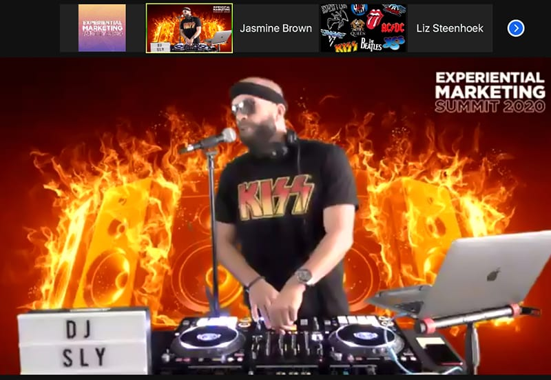 EMS 2020 DJ Dance Break