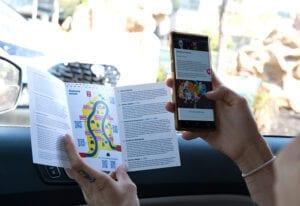 Hyundai Drive-Thru Art Experience 2020
