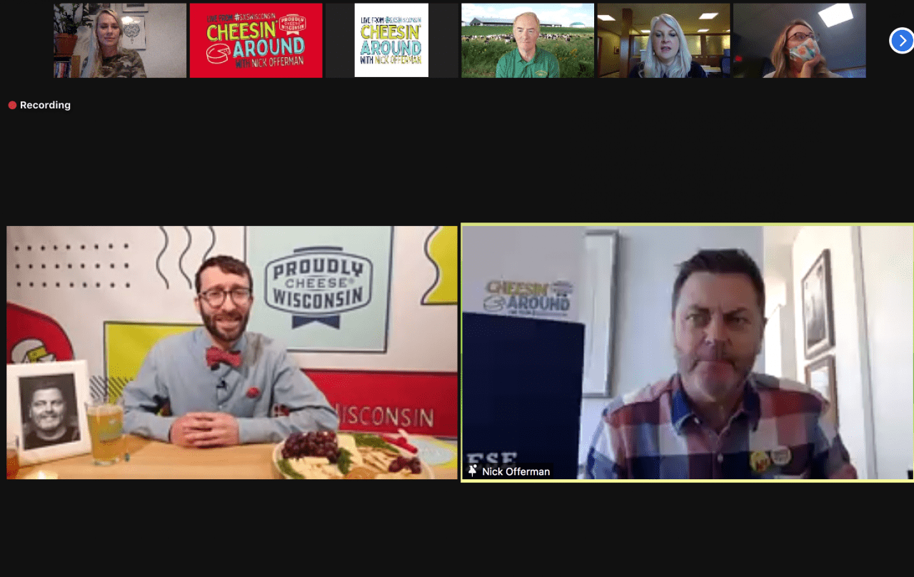 The Gouda Life: Inside Wisconsin Cheese's Virtual Sampling
