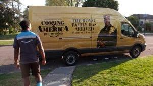 Amazon Fleet Coming 2 America