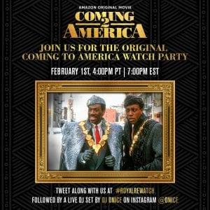 Photo Tour: Inside Amazon Prime Video's 'Coming 2 America' Global Marketing Campaign
