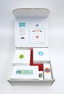 mail kits B&G foods