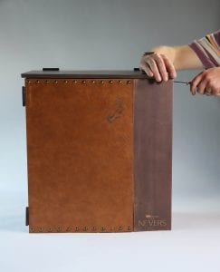 1.Wooden Box HBO The Nevers
