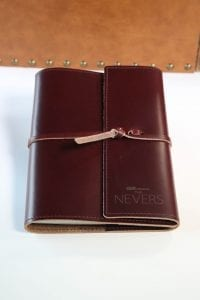 leather Journal for HBO The Nevers