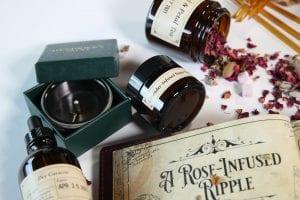 teas, open jars, journal HBO The Nevers