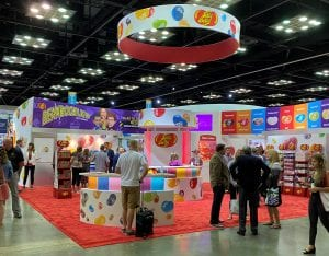 Jelly Belly at Sweets & Snacks Expo 2021
