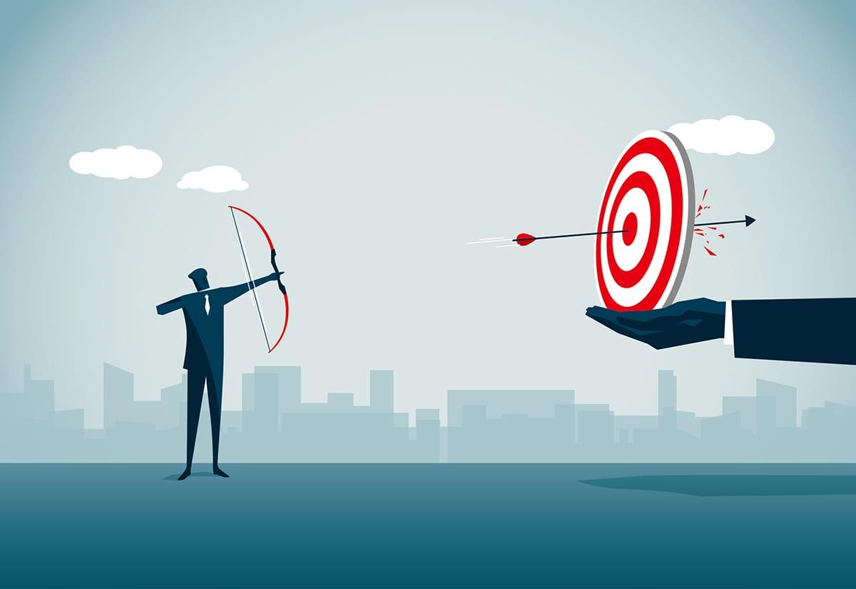 Stock_man hits target