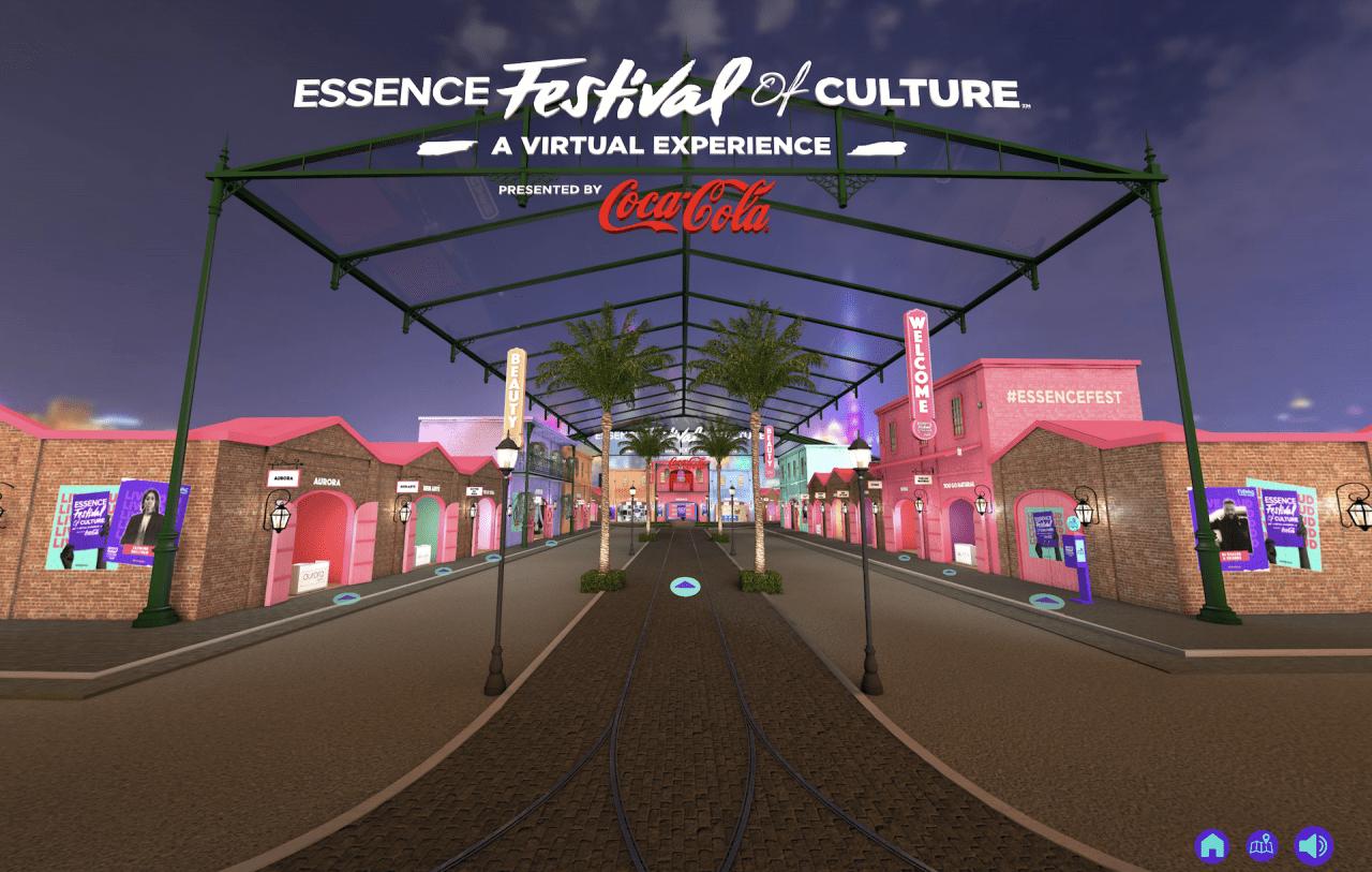 Essence Fest Virtual Marketplace