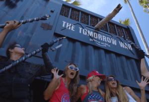 Amazon Prime_Tomorrow War_fan photo op