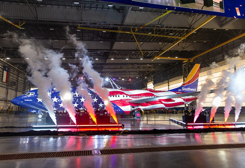 Southwest Airlines 2021 Employee Rally_Freedom One