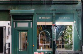 st-germain-flower-pop-up-2021-green facade