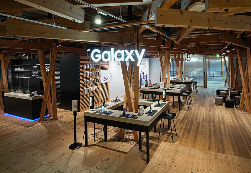 Olympic Games 2020_samsung galaxy_athlete_lounge