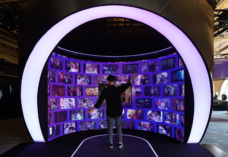 HBO Max ATT Orbit experience